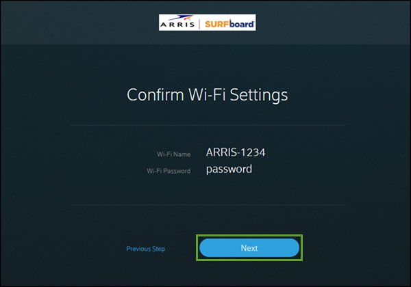 General FAQs: SVG2482AC: Wi-Fi Password Retrieval